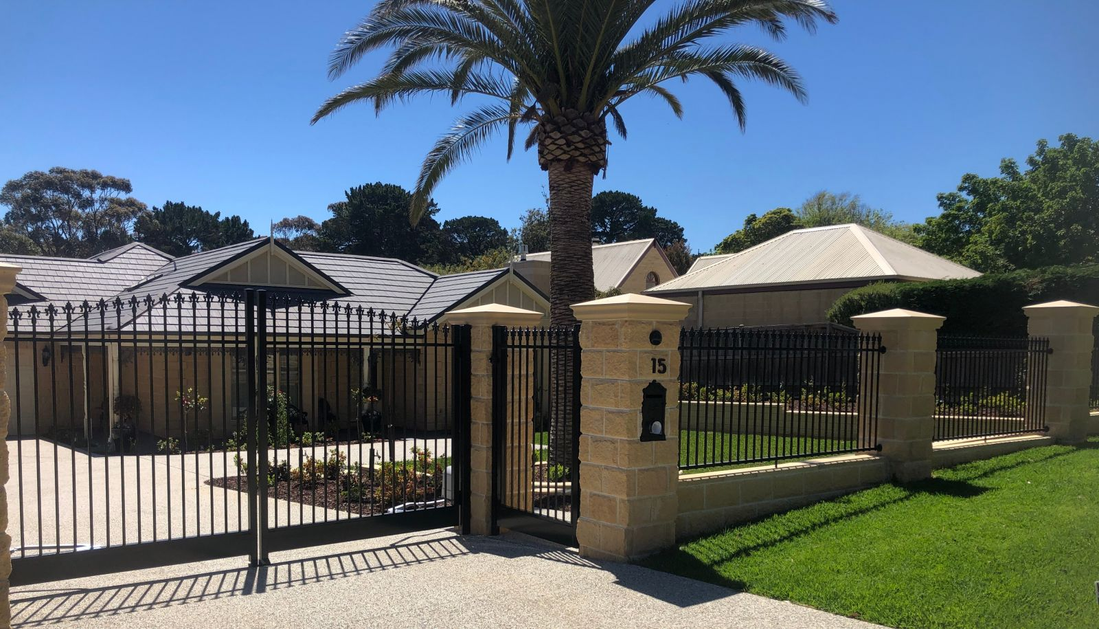 Aluminium Fencing Melbourne for House