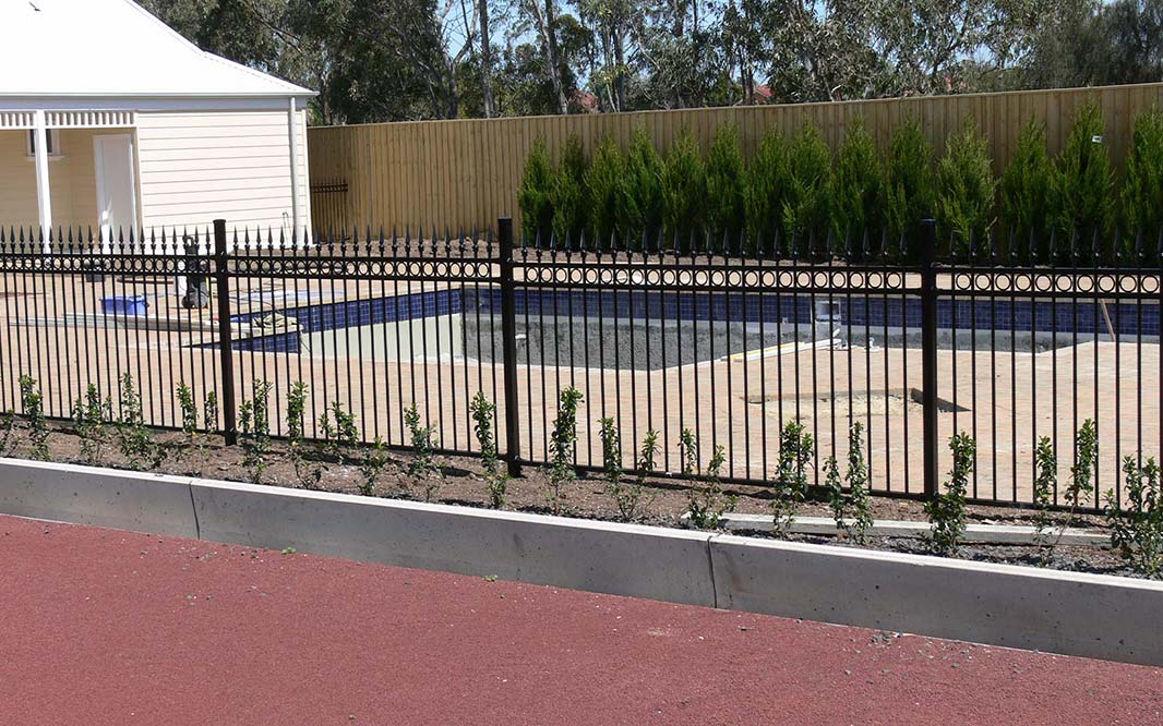 Fencing Design for Garden