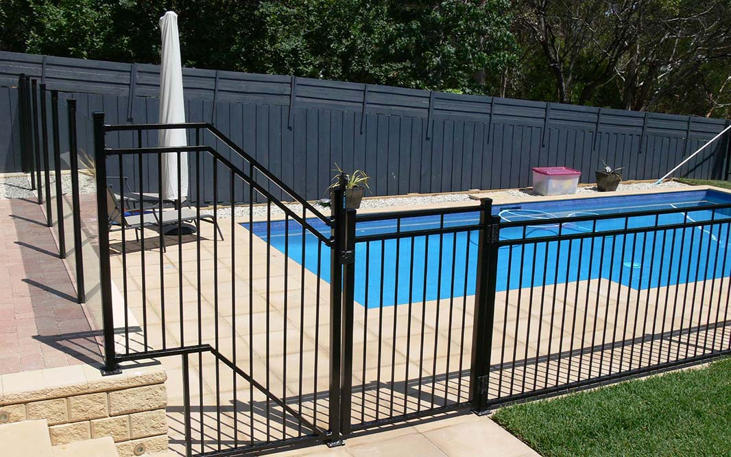 Pool Fencing Melbourne Dolphin Fencing