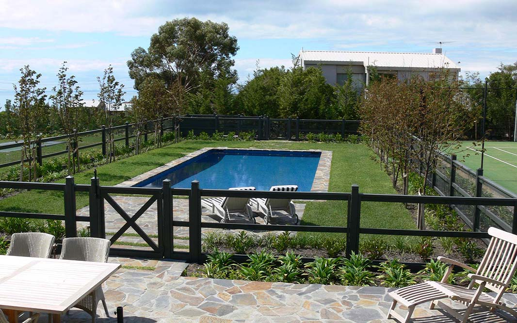 Aviary Wire Pool Fencing Melbourne
