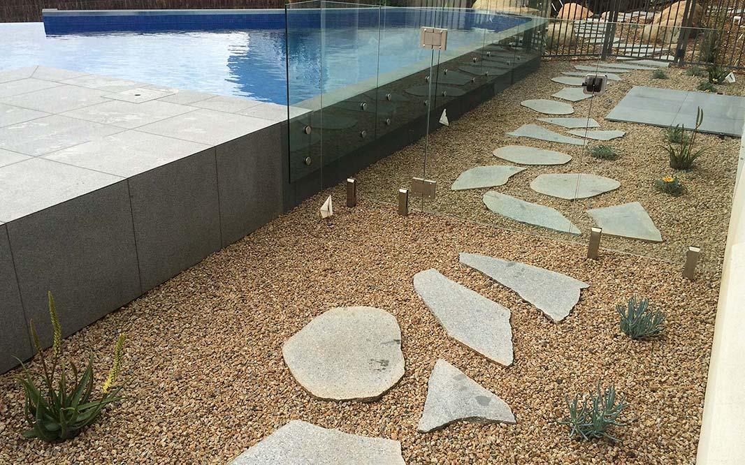Garden Glass Pool Fencing