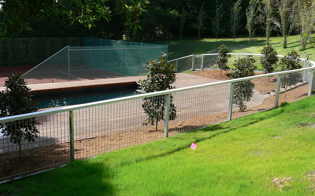 aviary wire fencing melbourne