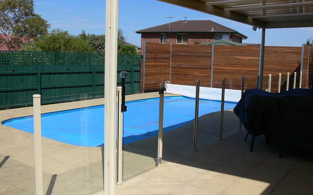 Fencing for Swimming Pool