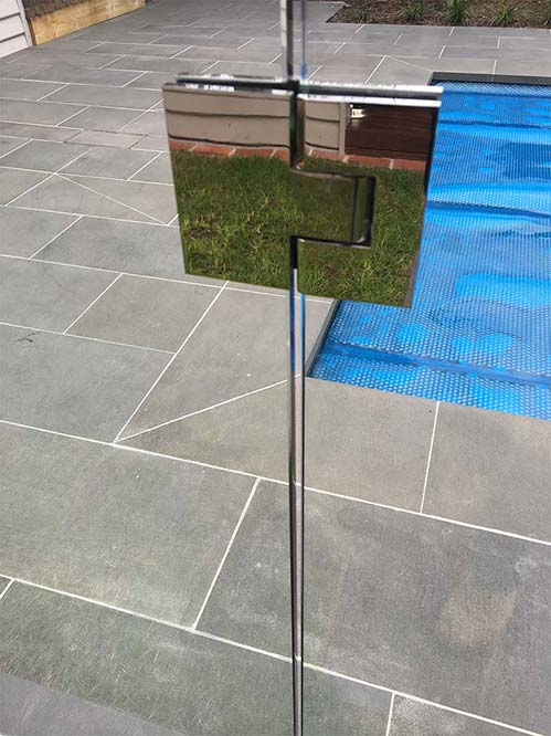 Outdoor Swimming Pool Fencing