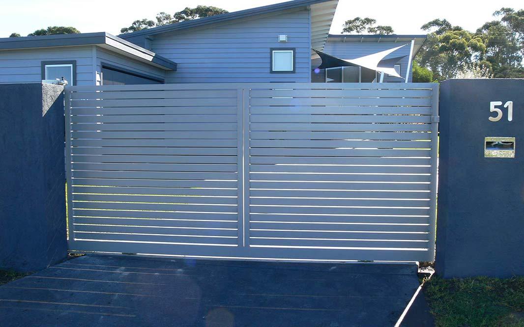 aluminium slat fencing manufacturers