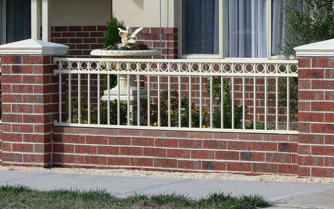 Garden Fencing Style