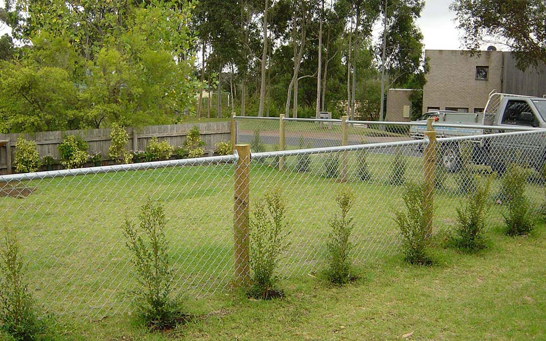 Wire Security Fencing