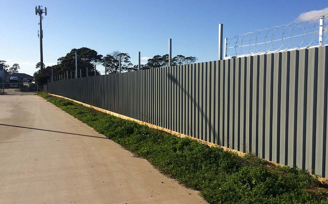 security fencing melbourne