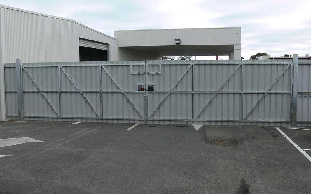 Fencing to Secure Home