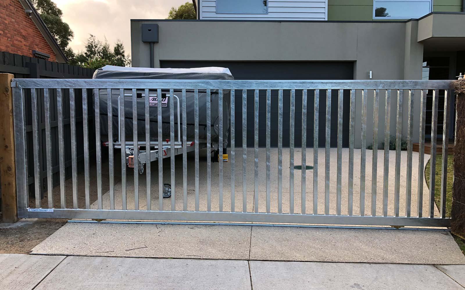Automated Sliding Gates