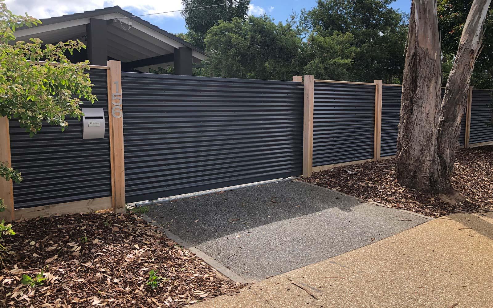 Security Gates Melbourne