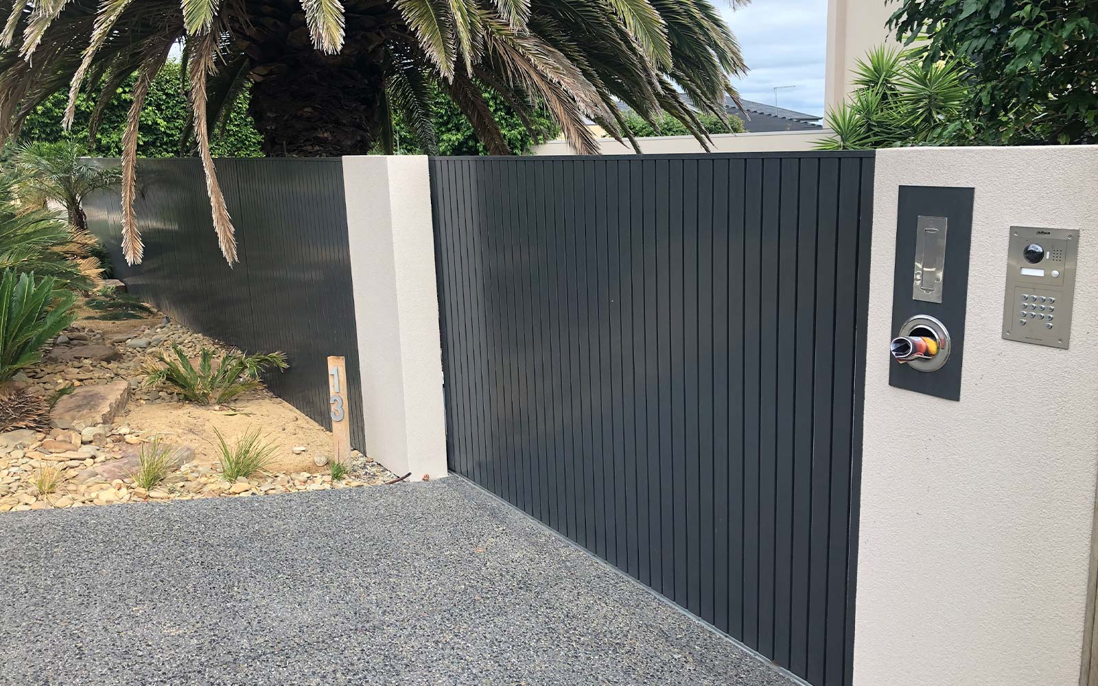 Automatic Security Gates