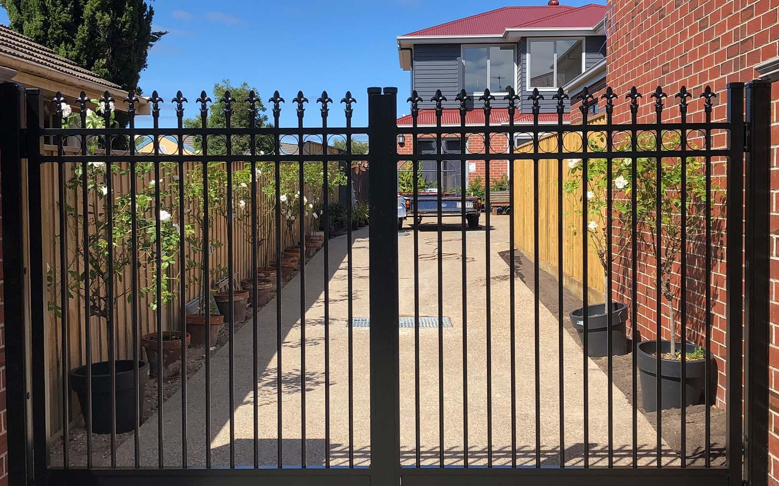Electric Gates Melbourne