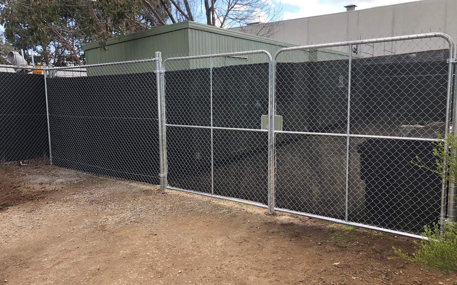 wire gate for Commercial purpose