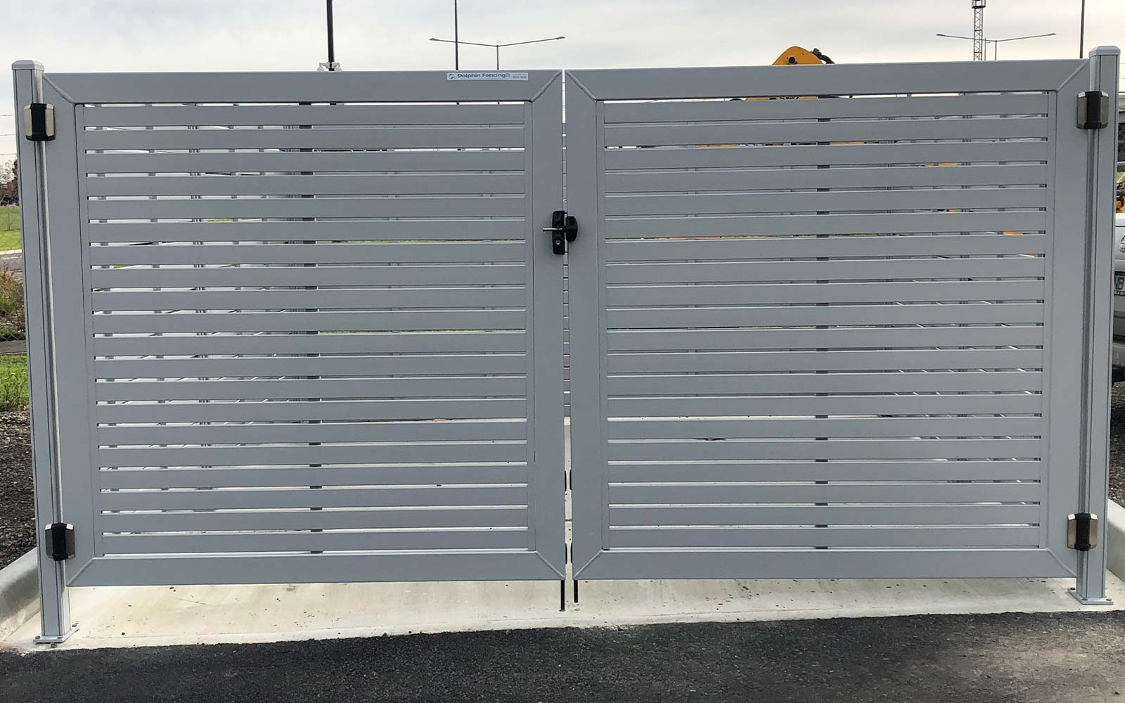 swing gate for Commercial use