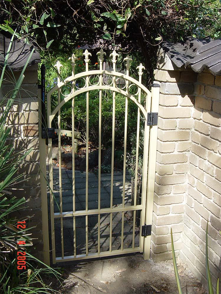 gate for garden