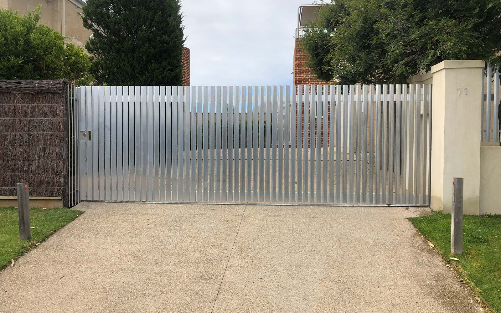 colorbond sliding gates melbourne